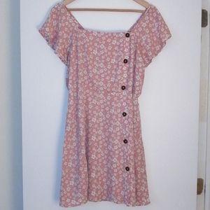 Sienna sky dress size medium